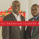 Ghanaian Leaders Visit HCC