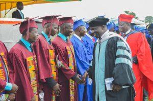 HBI Graduation 18 Anniversary