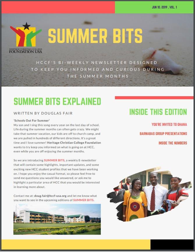 Summer Bits vol 1