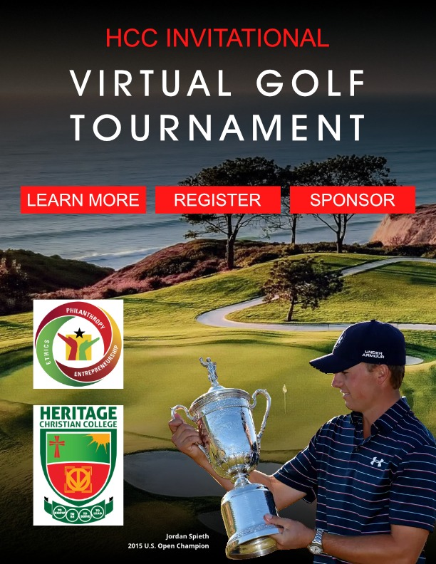 HCC Invitational Virtual Golf Tournament
